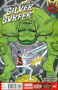 Silver Surfer (2014 5th Series) 5A
