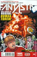 Fantastic Four (2014 5th Series) 9