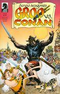 Groo vs. Conan (2014 Dark Horse) 2