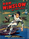 Don Winslow of the Navy (1943 Fawcett) UK Edition 114UK
