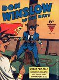 Don Winslow of the Navy (1943 Fawcett) UK Edition 116UK