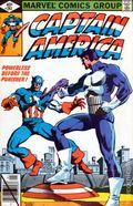 Captain America (1968 1st Series) Mark Jewelers 241MJ