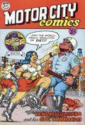 Motor City Comics (1969 Rip Off Press) #1, 4th Printing