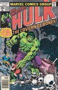 Incredible Hulk (1962-1999 1st Series) 222PIZ