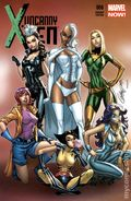 Uncanny X-Men (2013 3rd Series) 8SDCC
