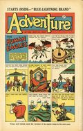 Adventure (1921-1961 D.C. Thompson) British Story Paper 1168
