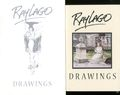 Ray Lago Drawings Sketchbook (1997 GWP) 1