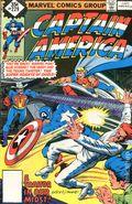 Captain America (1968 1st Series) Whitman Variants 229