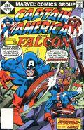Captain America (1968 1st Series) Whitman Variants 220