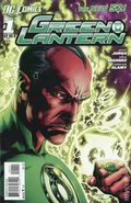 Green Lantern (2011 4th Series) 1RECALL