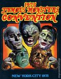 Famous Monsters Convention Book (1974 Warren) 1975