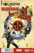 Hawkeye vs. Deadpool (2014) 0A