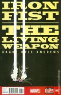 Iron Fist The Living Weapon (2014) 6