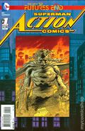 Action Comics Futures End (2014) 1B