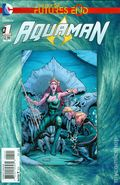 Aquaman Futures End (2014) 1B