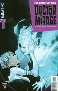 Death Defying Dr. Mirage (2014 Valiant) 1A
