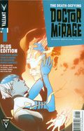 Death Defying Dr. Mirage (2014 Valiant) 1C