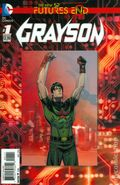Grayson Futures End (2014) 1A
