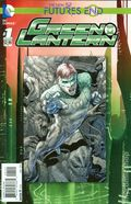 Green Lantern Future's End (2014) 1B