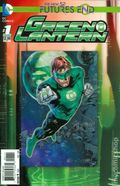 Green Lantern Future's End (2014) 1A