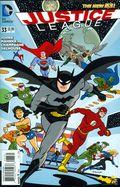 Justice League (2011) 33B