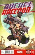 Rocket Raccoon (2014 2nd Series) 3A