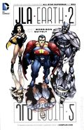 JLA Earth 2 GN (2014 DC) New Edition 1-1ST