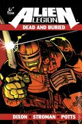 Alien Legion Dead and Buried TPB (2014 Titan Comics) 1-1ST