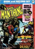 Man-Thing Book and Record Set (1974 Power Records) PR#16N