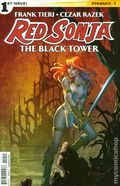 Red Sonja Black Tower (2014 Dynamite) 1A