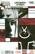 Uncanny X-Men (2013 3rd Series) 25A