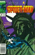 Web of Spider-Man (1985 1st Series) Mark Jewelers 28MJ