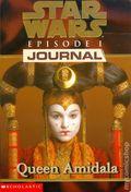 Star Wars Episode I Journal Queen Amidala SC (1999 Scholastic) 1-REP