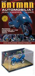 Batman Automobilia: The Definitive Collection of Batman Vehicles (2013- Eaglemoss) Figurine and Magazine #38