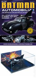 Batman Automobilia: The Definitive Collection of Batman Vehicles (2013- Eaglemoss) Figurine and Magazine #39