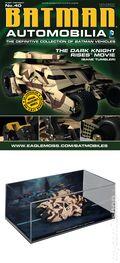 Batman Automobilia: The Definitive Collection of Batman Vehicles (2013- Eaglemoss) Figurine and Magazine #40