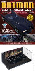 Batman Automobilia: The Definitive Collection of Batman Vehicles (2013- Eaglemoss) Figurine and Magazine #42