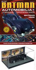 Batman Automobilia: The Definitive Collection of Batman Vehicles (2013- Eaglemoss) Figurine and Magazine #44