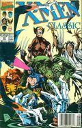 X-Men Classic (1986-1995 Marvel) Classic X-Men Mark Jewelers 48MJ