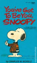 You've Got to be You, Snoopy PB (1976 Fawcett Crest) 1-REP