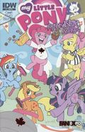 My Little Pony Friendship Is Magic (2012 IDW) 1FANEXPO