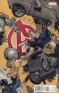 Avengers (2013 5th Series) 34.1B