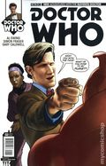 Doctor Who The Eleventh Doctor (2014 Titan) 2D
