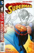 Superman by Geoff Johns and John Romita Jr Directors Cut (2014) 1