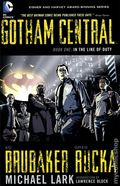 Gotham Central TPB (2011-2012 DC) Deluxe Edition 1-REP