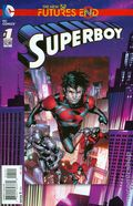 Superboy Futures End (2014) 1B