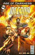 Grimm Fairy Tales Inferno Rings of Hell (2014 Zenescope) 2A