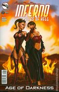 Grimm Fairy Tales Inferno Rings of Hell (2014 Zenescope) 2D