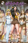 Grimm Fairy Tales Goddess Inc (2014 Zenescope) 2C