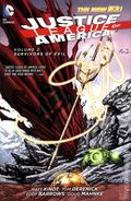 Justice League of America HC (2013 DC Comics The New 52) 2-1ST